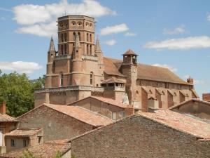 Cathédrale Saint-Alain - photo : ville de Lavaur
