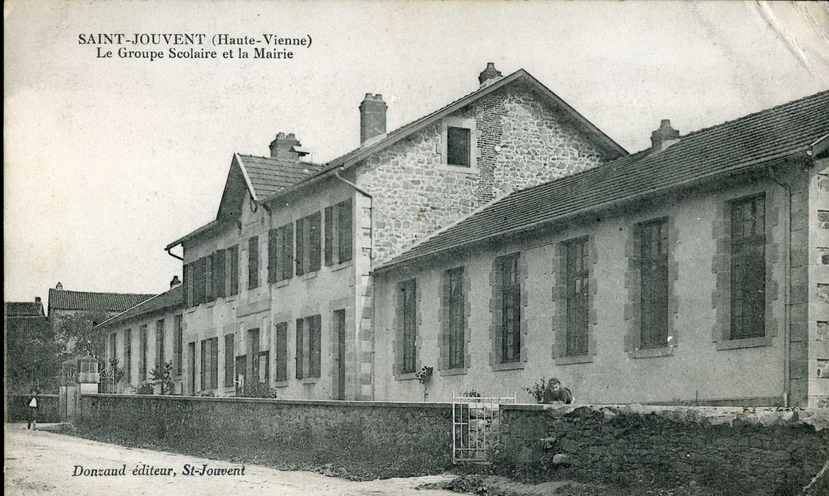 Histoire et patrimoine de saint jouvent haute vienne for 86 haute vienne